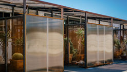 Santa Monica Greenhouse / Part Office + Cactus Store
