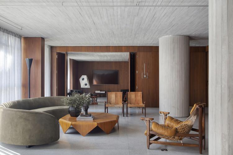 DN Apartament / BC Arquitetos, © Denilson Machado