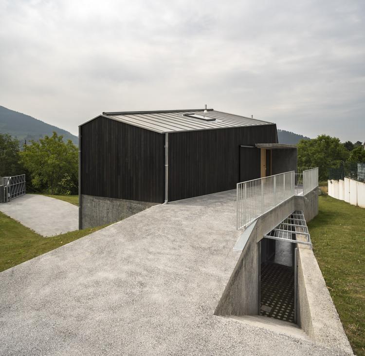 Casa deambulatorio / Behark, © Pedro Pegenaute