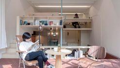 Difuminar la línea entre la arquitectura y el mobiliario