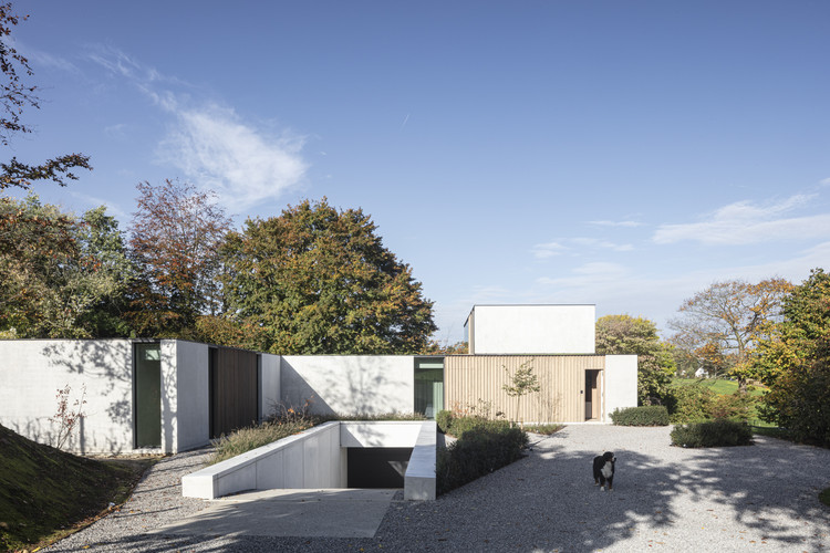 1609 RENM House  / CAS architecten, © Tim Van de Velde