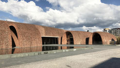 Jingdezhen Imperial Kiln Museum / Studio Zhu-Pei