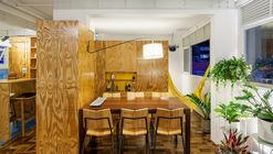 Apartamento Amizade / Canoa Arquitetura + Pedro Del Guerra