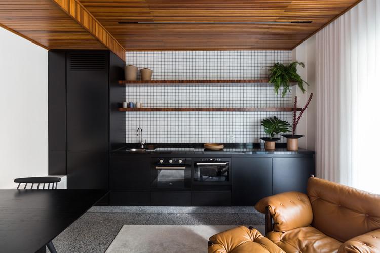 Apartamento Promenade / Pedro Haruf, © Dentro Fotografia
