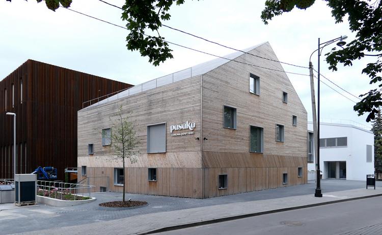 PASAKA Cinema House / Audrius Ambrasas Architects, © Audrius Ambrasas