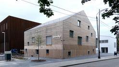 PASAKA Cinema House / Audrius Ambrasas Architects
