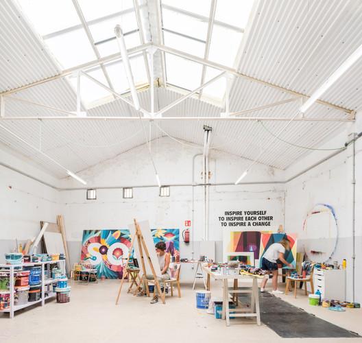 Boa Mistura's Headquarters  / ESTUYO Studio