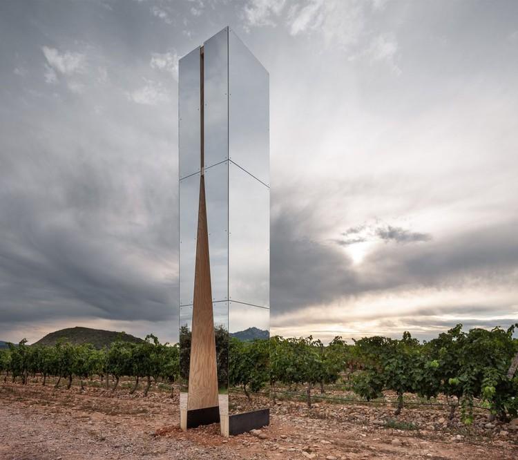 LAN-4 Installation / oe architect, © Josema Cutillas