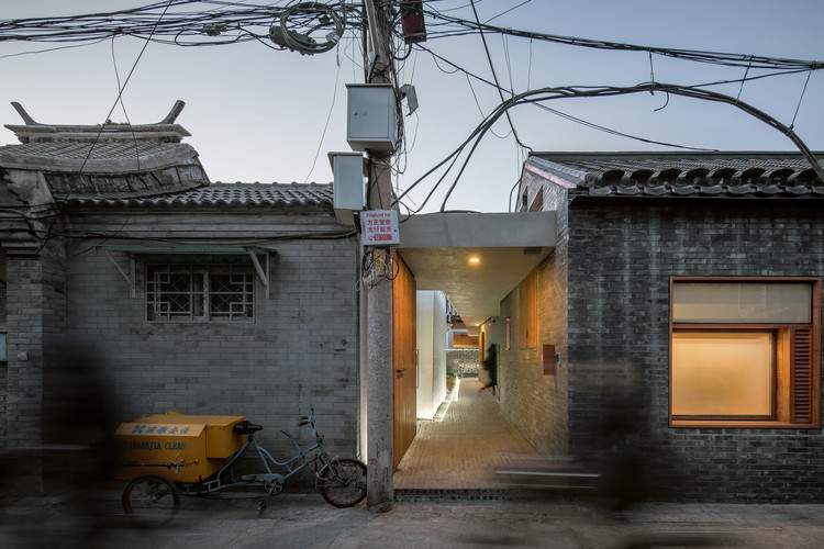 The Hutong Renovation in Beijing: Reimagining Tiny Spaces in a Historic Neighbourhood, Miniature Beijing: the Conversion of No. 28 Dayuan Hu Tong / Atelier Li Xinggang. Image © Shengliang Su