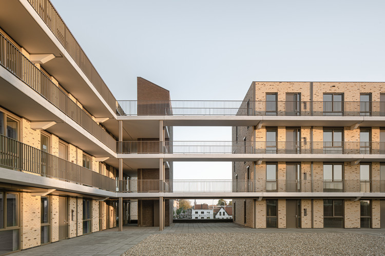 Westerschans 1A Apartment Building / Zoetmulder + Jeanne Dekkers Architectuur, © Jeroen Verrecht