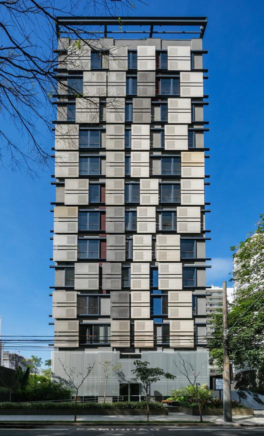 Edifício Nomad / SPBR Arquitetos, © Nelson Kon