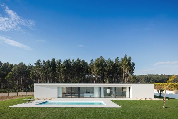 Casa Rio Mau 2 / Raulino Silva, © João Morgado