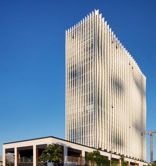 EnPlaza Building / BFTA Mimarlik