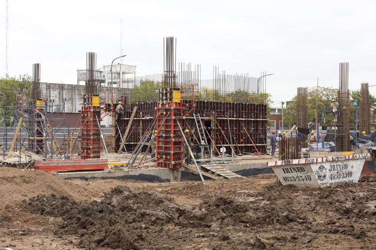 Construcció 1. Image Cortesia de Secretaria de Desenvolupament Urbà / Govern de la Ciutat Autònoma de Buenos Aires