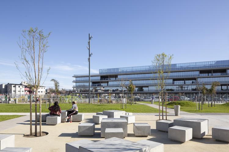 Elefante branco - despois. Imaxe cortesía de Secretaría de Desenvolvemento Urbano / Goberno da Cidade Autónoma de Bos Aires