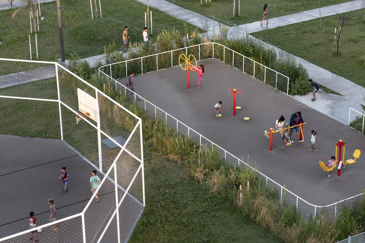 Elefante branco. Imaxe cortesía de Secretaría de Desenvolvemento Urbano / Goberno da Cidade Autónoma de Bos Aires