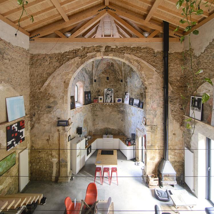 Tas's Church / Garmendia Cordero Arquitectos, © Carlos Garmendia Fernández