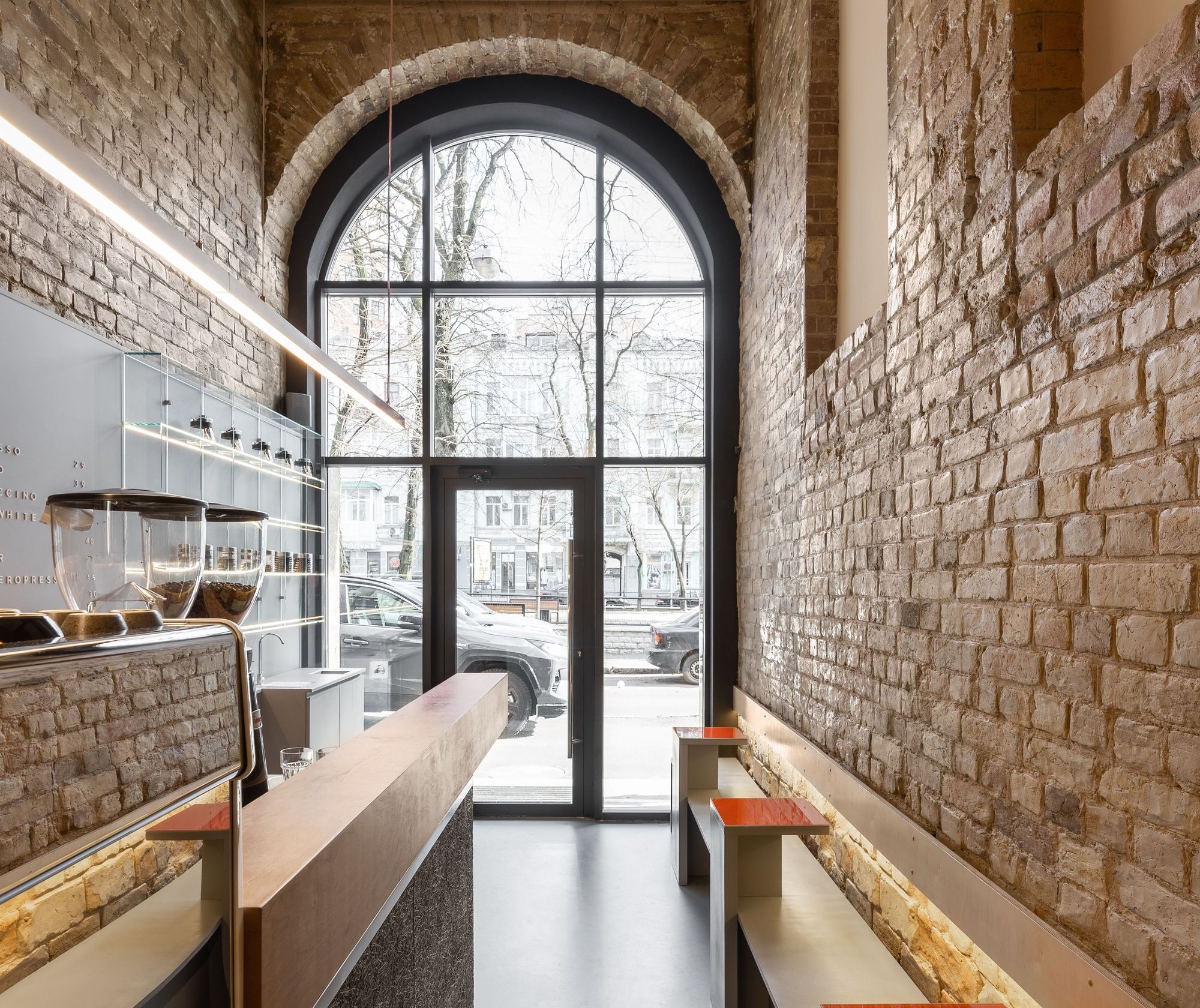 BWTC (Best Way To Cup) Coffee Shop / AKZ Architectura