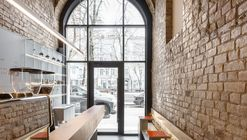 Caferia BWTC (Best Way To Cup) / AKZ Architectura