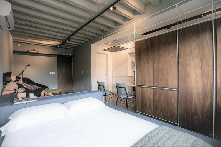 Apartamento LK / flipê arquitetura, © Rodrigo Xavier