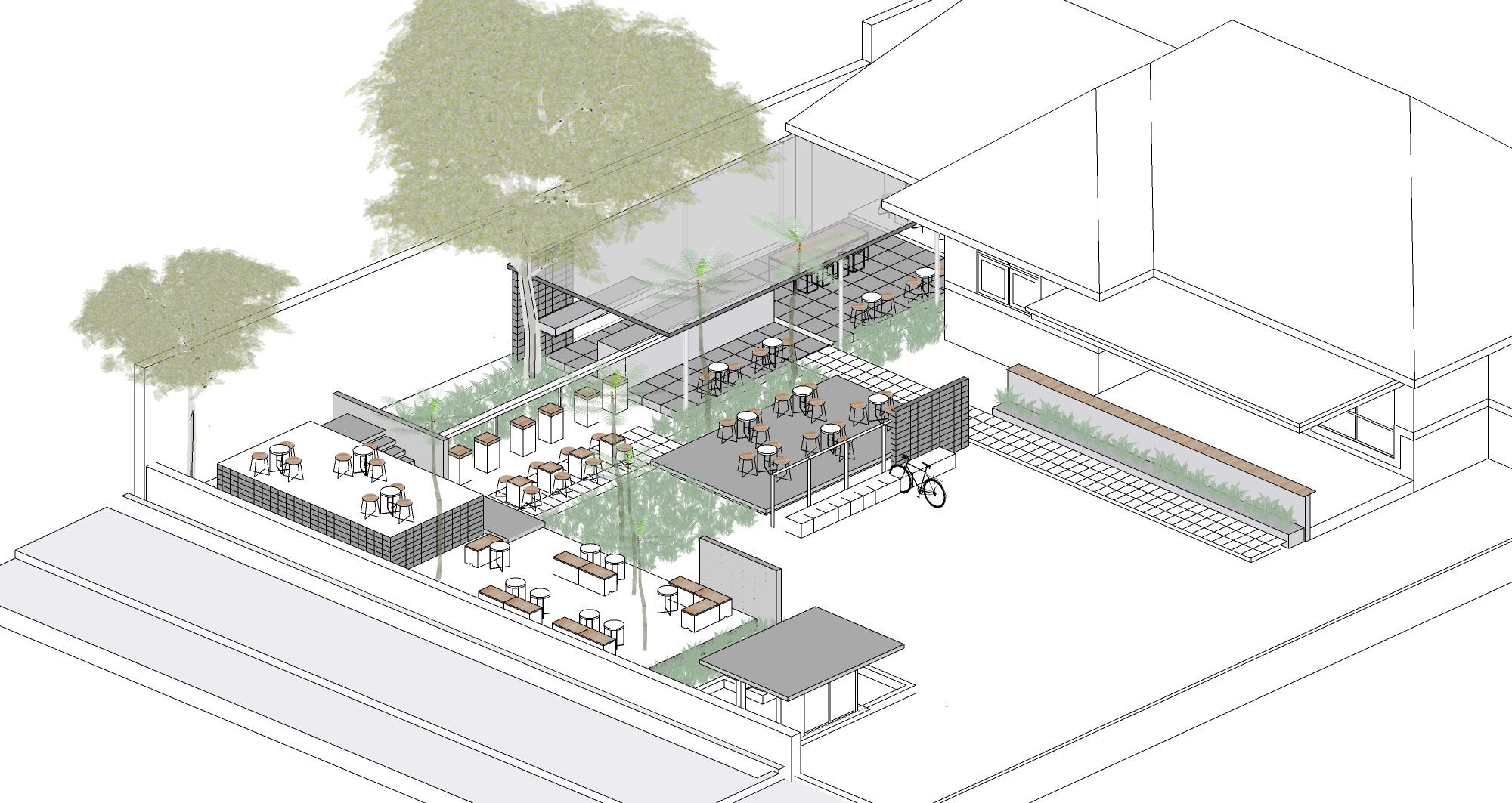 Gallery Of Kilogram Coffee Shop Pranala Associates 16