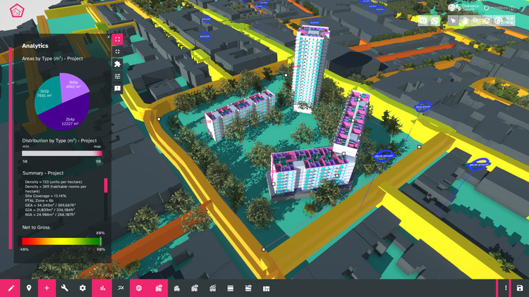 Mayor of London Launches Housing Design App to Transform Construction, Courtesy of PRiSM