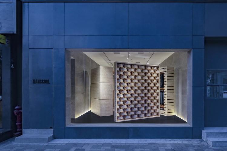 HANSCOOL Store / ARCHIEE, © Kenshin Horikoshi