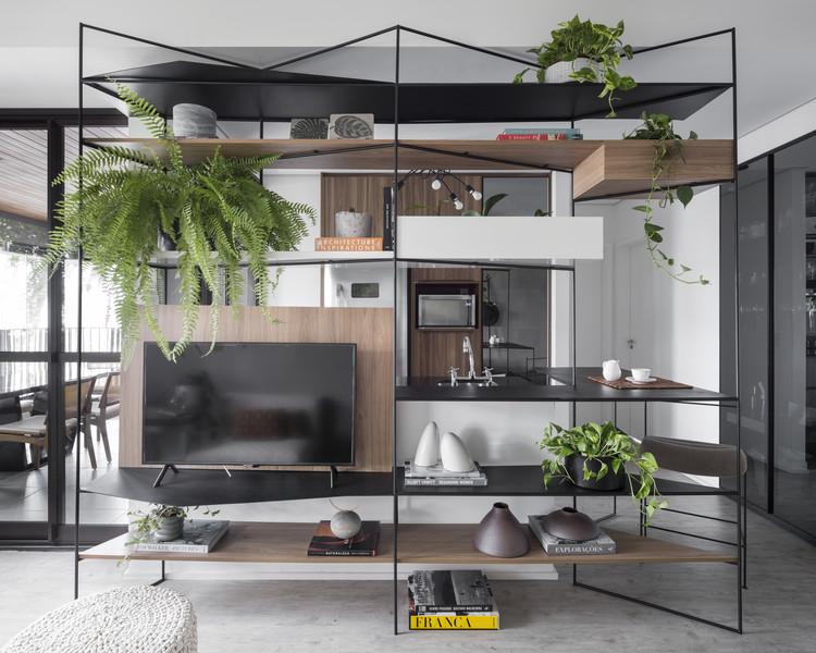 Apartamento SEED / flipê arquitetura, © Carolina Lacaz