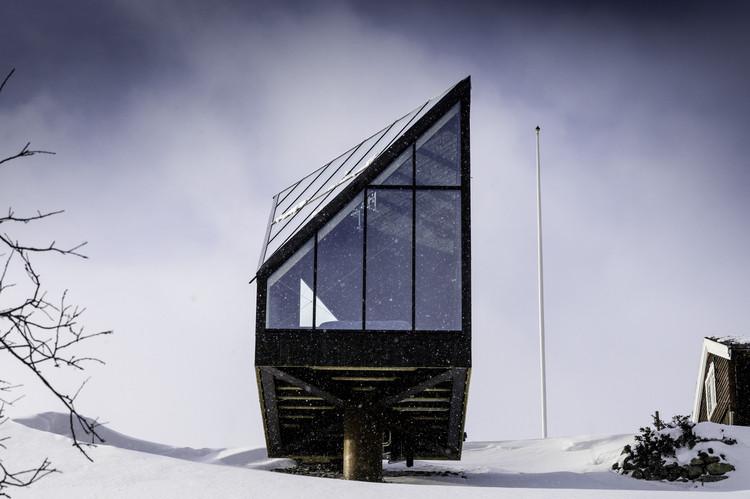 Tiny House Diamanten / A38 Arkitekter, © Martin Innerdal Dalen