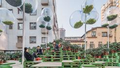 Acupuntura urbana: regeneración del espacio público mediante intervenciones hiperlocales
