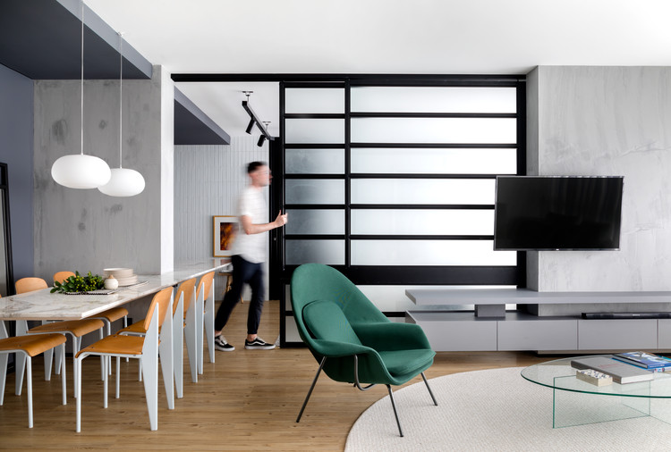 Apartamento UN 1004 / Studio Gabriel Bordin, © Fabio Júnior Severo