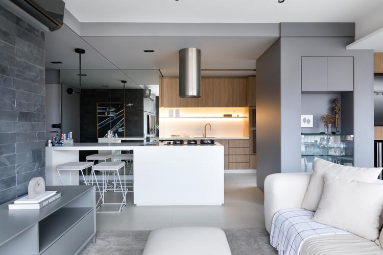 Apartamento BP / Studio Gabriel Bordin, © Fabio Júnior Severo