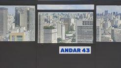 Andar43: No topo do Mirante do Vale, uma sala de escritório quer se transformar. Em quê? Inscrições abertas