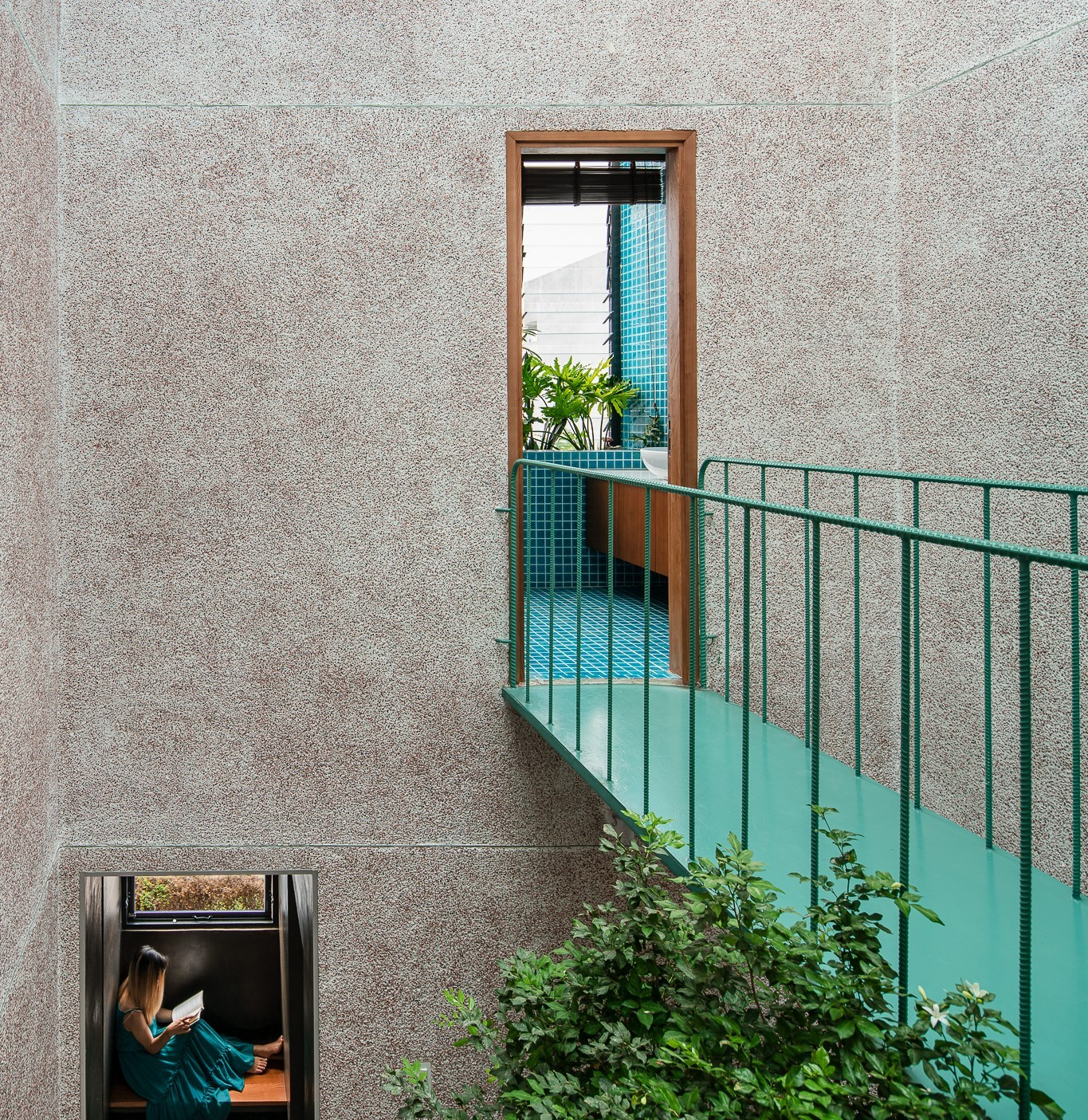 Vy Apartments / H.a