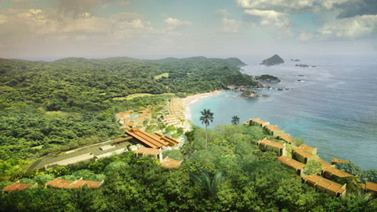 LEGORRETA and Taller Mauricio Rocha + Gabriela Carrillo Team Up to Design New Four Seasons Resort in Mexico