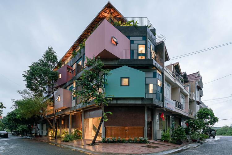 Dai An Apartment / H.2, © Quang Dam
