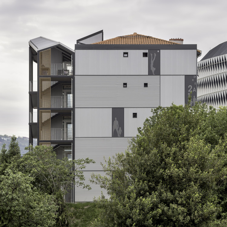 Renovación Viviendas Dique 2A Berria / Behark, © Pedro Pegenaute
