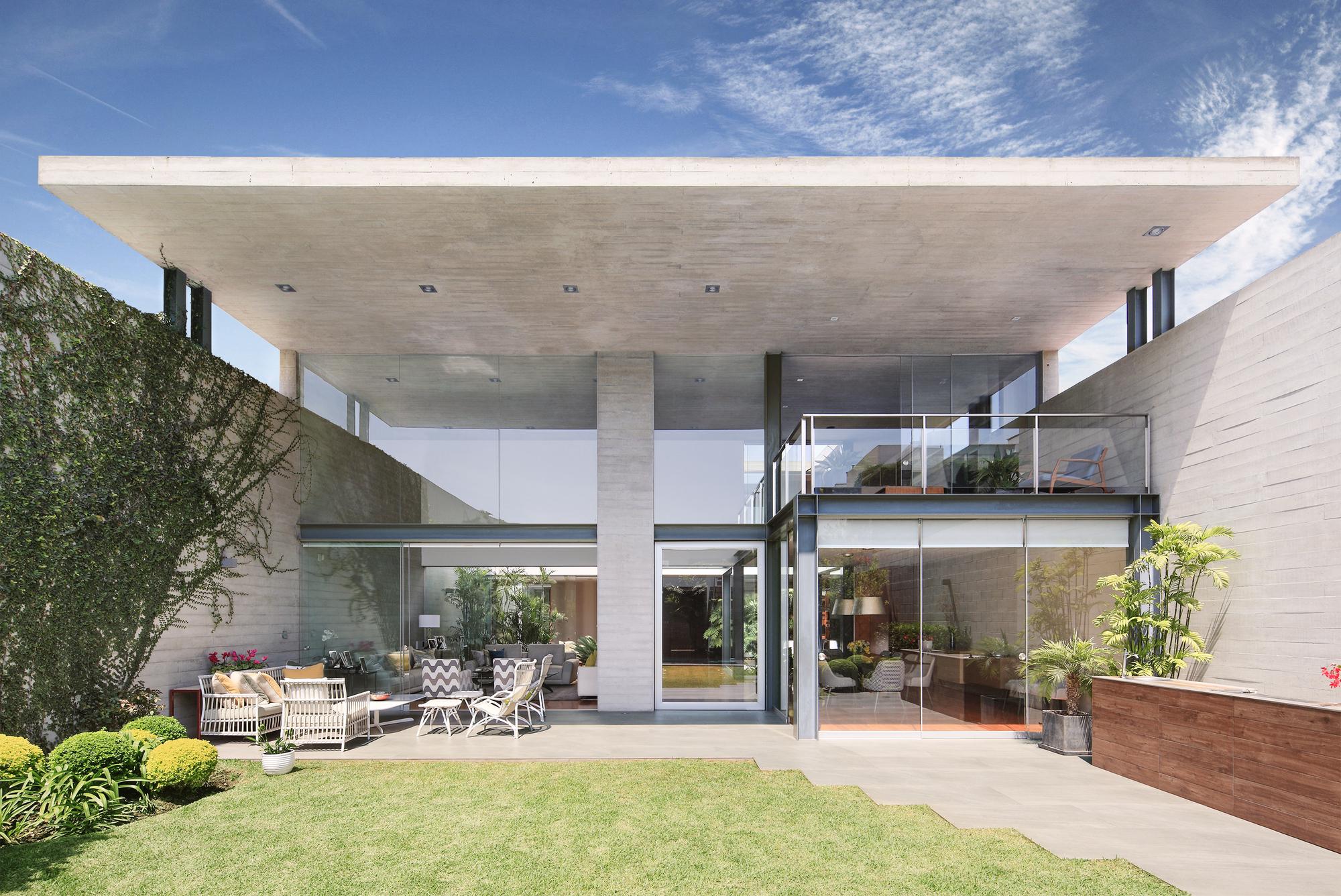 M+L House / Domenack Arquitectos