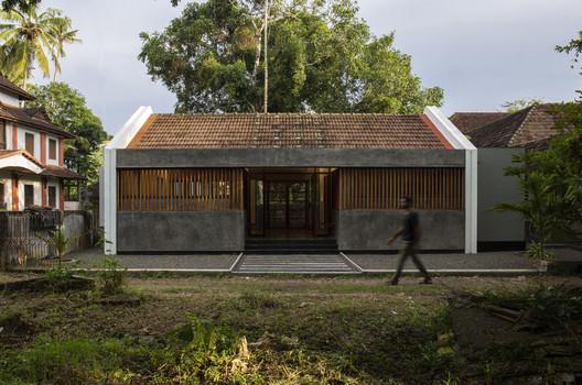 Paliam Veedu / Meister Varma Architects