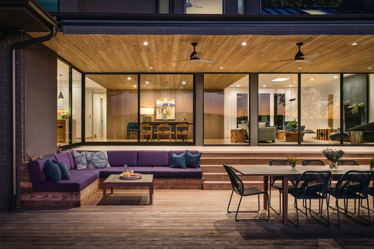 Aqua Verde Residence / Clark Richardson Architects, © Chase Daniel