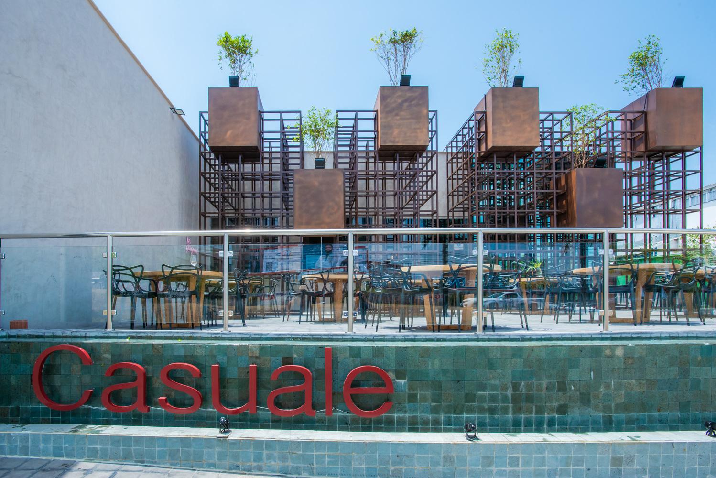 Pizzeria Casuale / Roby Macedo arquitetura e thiết kế, © Jesus Perez