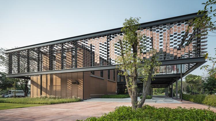 Centro de Criação e Design da Tailândia Khon Kaen / Architects 49, © Chalermwat Wongchompoo