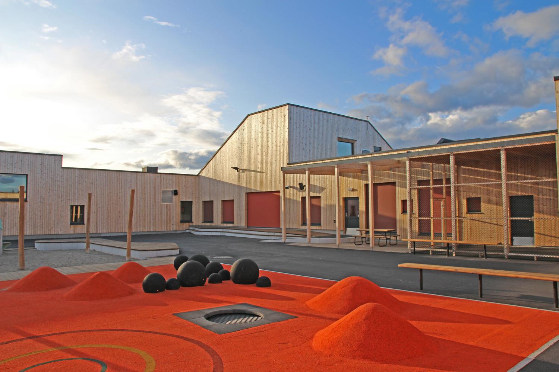 Ydalir School / Ola Roald Arkitektur