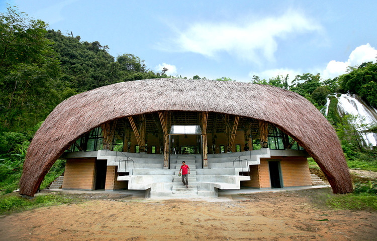 A Look into Vietnamese Vernacular Construction: 1+1>2 Architect's Rural Community Houses, © Do Minh Duc