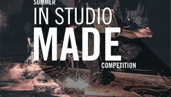 Open Call for 'In Studio: Made Submissions'