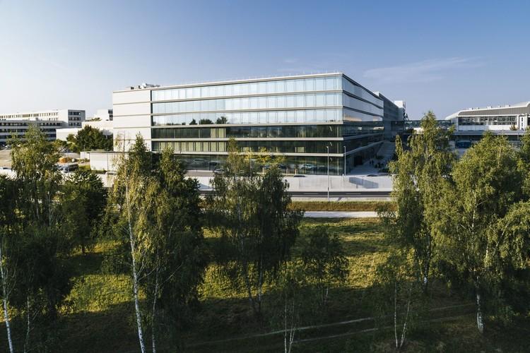T3 Audi Design Center in Ingolstadt / gmp, © Benjamin Antony Monn Photography