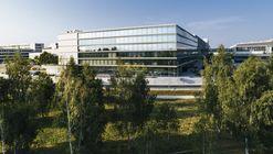 T3 Audi Design Center in Ingolstadt / gmp