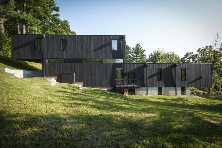 Mural House / Birdseye Design, © Erica Allen Studio