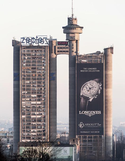 Brutalism and Collective Living in Europe, Through the Lense of Stefano Perego, Genex Tower, Mihajlo Mitrović (1977-1980, Belgrade, Serbia). Image © Stefano Perego