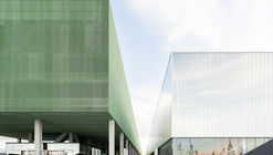 MEETT Toulouse Exhibition and Convention Centre / OMA
